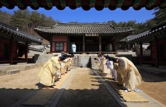 한국의 서원 유네스코 세계유산 등재 권고 판정