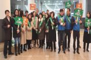 부산시, 노조와 함께하는「동백전」홍보 캠페인 개최