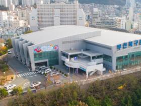 부산실내빙상장 훈련선수들, 전국 동계체육대회 선전 기원