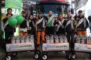 하이트진로 지원, 부산시민 소방안전캠페인 개최