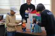 부산해운대교육지원청,'버디&키디 인형극 공연'열어