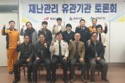 동래소방서, 동래구·연제구와 재난관리 토론회 개최
