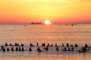 서핑의 메카 송정에서! 사계절 바다를 느껴보세요!!