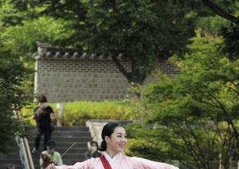 국립부산국악원의 토요신명 그 세 번째 공연이 펼쳐진 현장을 가다.