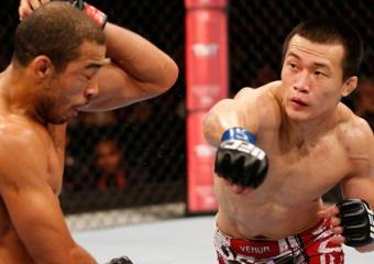 「UFC Fight Nihgt 부산」 공개 훈련 행사 개최!