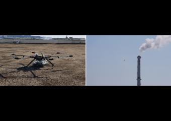 실시간 대기오염물질 감시로 대기환경 관리 강화한다!